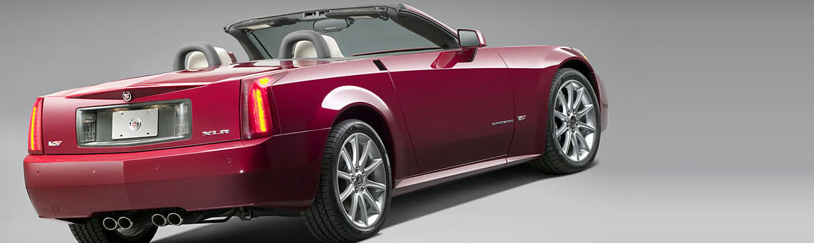 2006 cadillac xlr and xlr v tech center. Black Bedroom Furniture Sets. Home Design Ideas