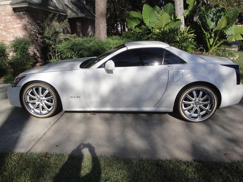 2006 Cadillac Xlr 1g6yv36ax65600058 Cadillac Xlr Registry