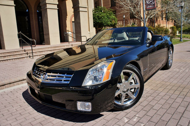 2006 Cadillac XLR, Star Black Limited Edition - #10 out of 250