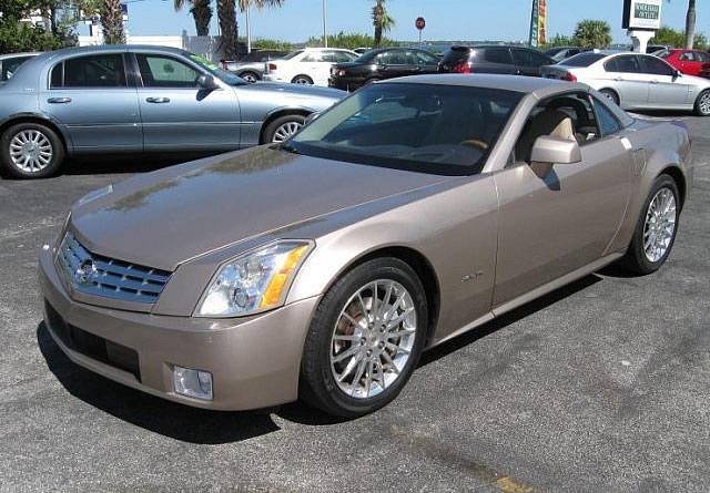 2008 Platinum Edition Cadillac Xlr