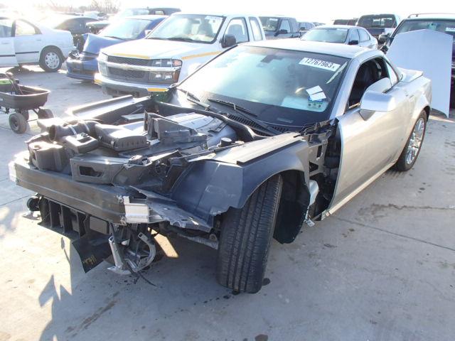2008 Cadillac Xlr 1g6yv36a685600853 Cadillac Xlr Registry