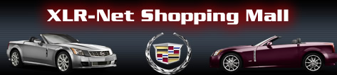 Cadillac XLR Amazon Shopping Mall