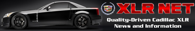 Cadillac XLR Net - The ultimate online hub of Cadillac XLR news and information!