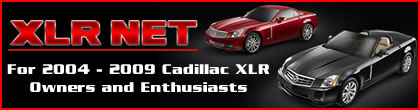 Cadillac XLR Net - The ultimate online hub for Cadillac XLR owners and enthusiasts!