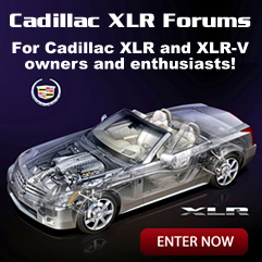 Click here to check out the Cadillac XLR forums!