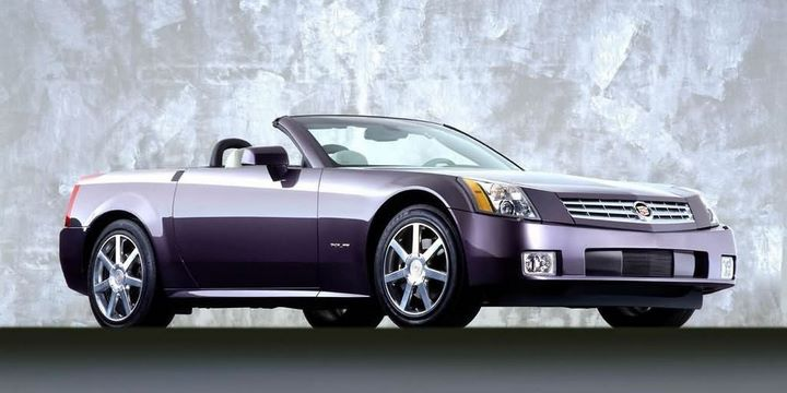 2004 Cadillac XLR Tech Center