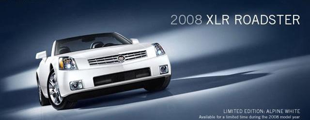 2008 Cadillac XLR and XLR-V Tech Center