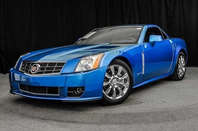 Cadillac Xlr Custom Paint