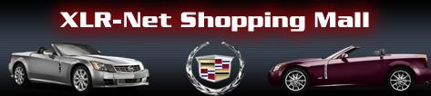 Cadillac XLR Amazon Shopping Mall Released