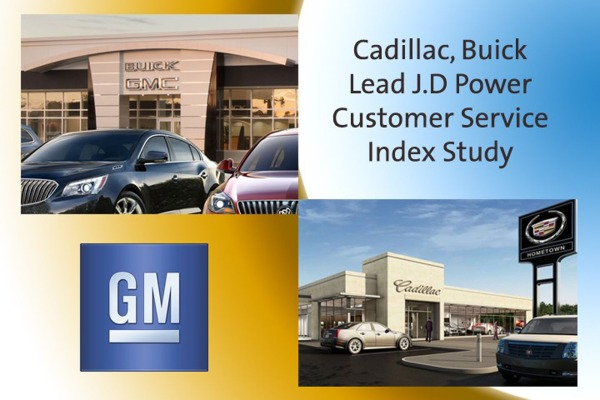 Cadillac Ranks Highest among Luxury Brands for Customer Satisfaction with Dealer Service