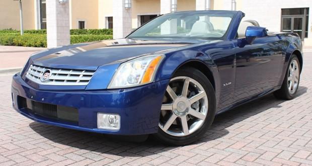 2004 Cadillac XLR - #4230