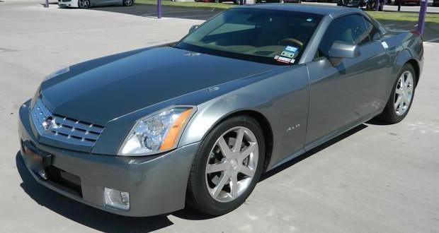 2004 Cadillac XLR #486 - Thunder Gray