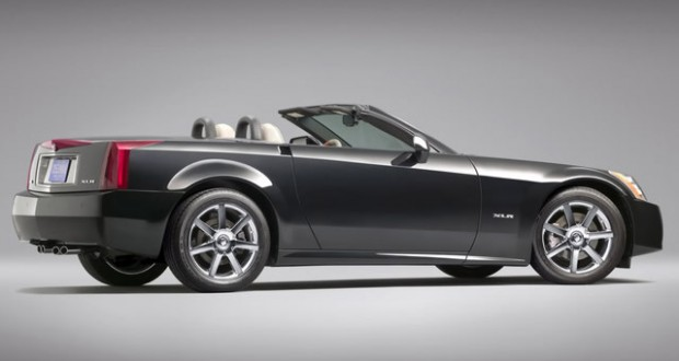 2006 Cadillac XLR - Star Black Limited Edition