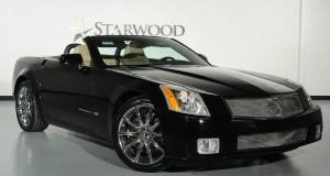 2008 Cadillac XLR-V in Black Raven
