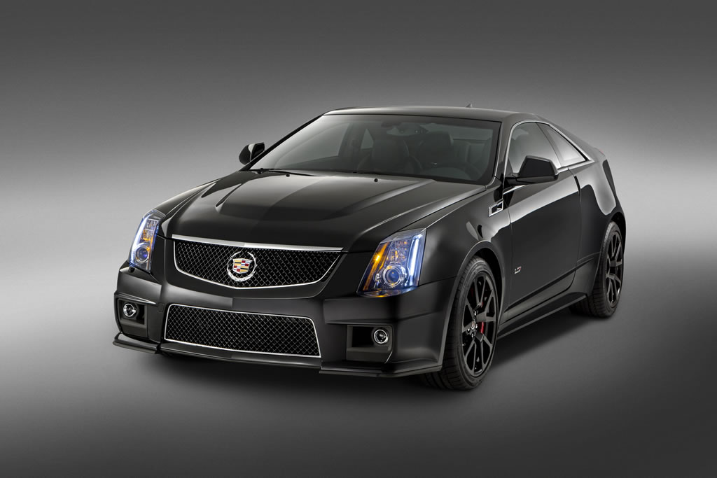 GM Press Release: Cadillac Celebrates V-Series with 2015 CTS-V Coupe