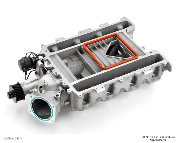 GM Extends Supercharger Warranty On 2009 – 2013 Cadillac CTS-V