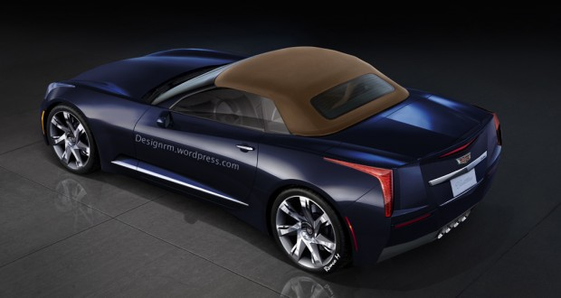 Photoshop wizard Remco Meulendijk took the time to render what this new convertible could look like based upon the Cadillac XLR and built on the current C7 Corvette Stingray chassis.