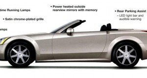 Site Update: 2006 Cadillac XLR and XLR-V Information Added to Tech Center