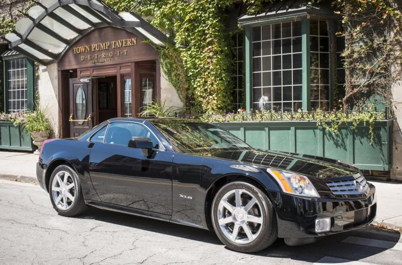 The Cadillac XLR finds its niche in retirement
