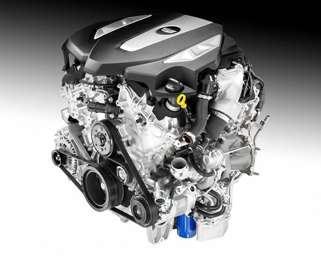 GM Press Release:  Cadillac Next-Gen V-6 Engines Led by 3.0L Twin Turbo