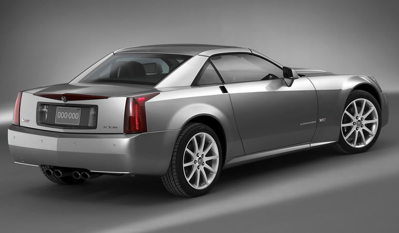 Cadillac XLR:  One of the Worst Sports Cars?