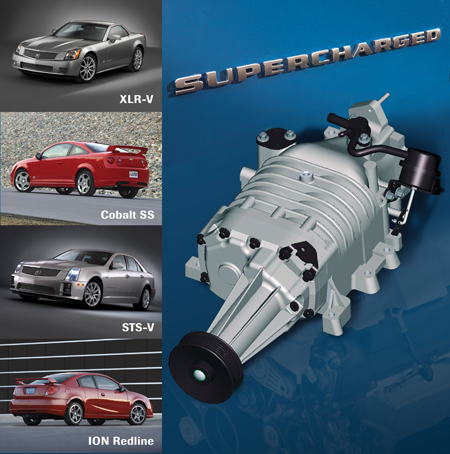 2006 - 2009 Cadillac XLR-V: TechLink Article: Supercharging Explained