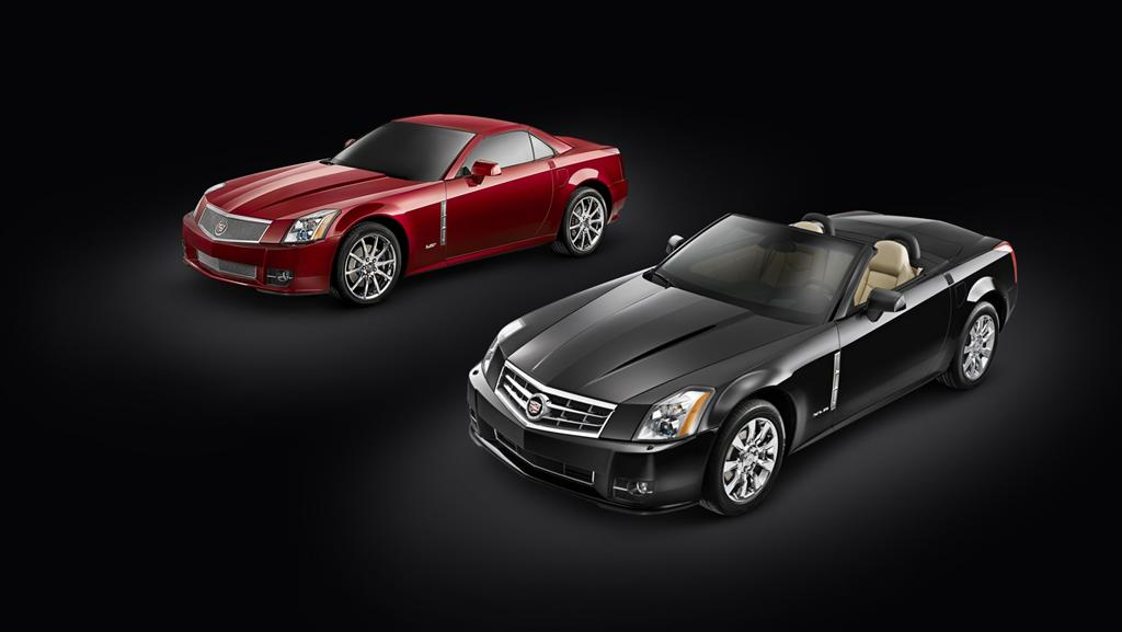 Cadillac XLR Registry Continues to Grow and Improve