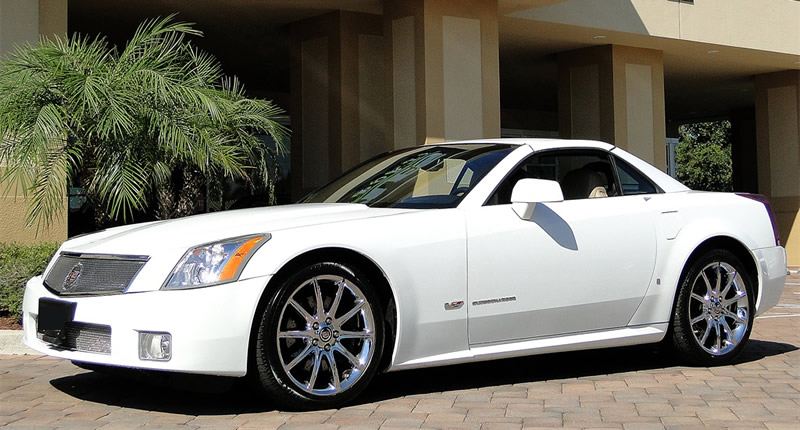 Owner's 2008 Cadillac XLR-V Mistakenly Towed and Stored Outdoors for 6 Months